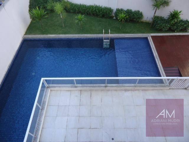 Apartamento Capa de Revista, decorado e mobiliado com acabamento de alto padrão em São Bernardo do Campo,