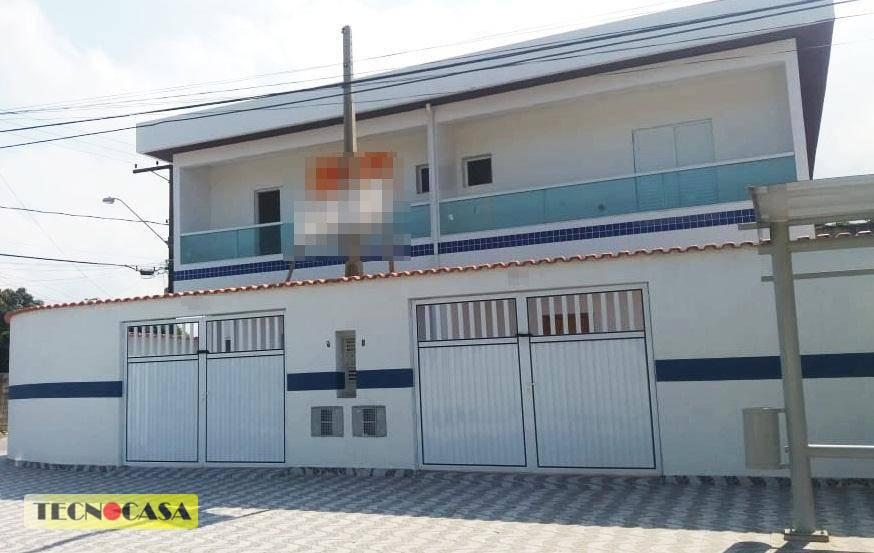 Sobrado Para Venda, Tude Bastos (Sítio do Campo), Praia Grande.