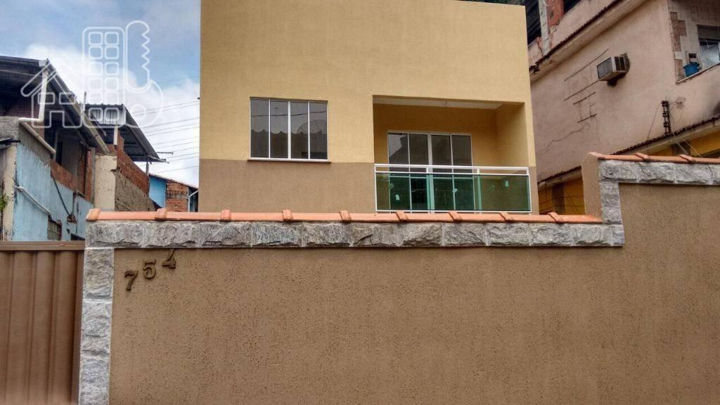Casa residencial à venda, Barro Vermelho, São Gonçalo.
