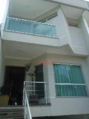 Sobrado Residencial à venda, Vila Scarpelli, Santo André - SO0366.