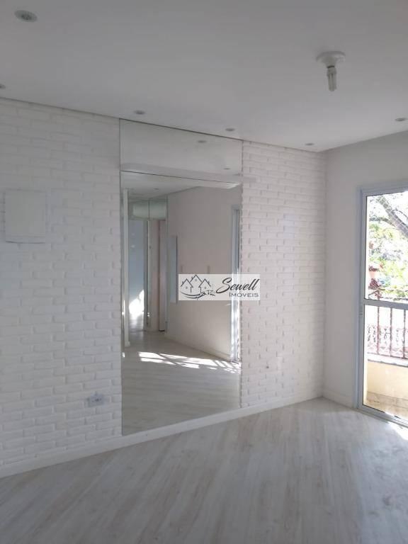 Apartamento  sem condomínio com 2 dormitórios à venda, 92 m²