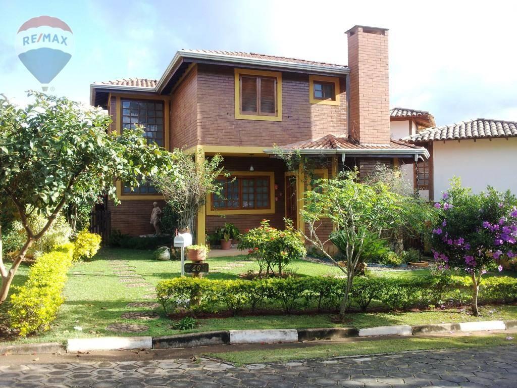 Casa com 6 dormitórios à venda, 200 m² por R$ 960.000,00 - Portal das Hortências - Atibaia/SP