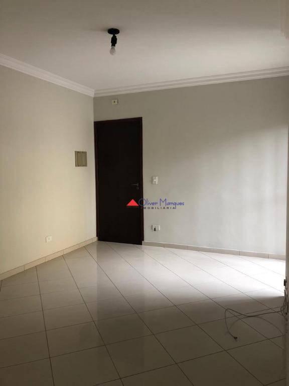 Apartamento com 2 dormitórios à venda, 50 m² por R$ 195.000 - Jardim Paulista - Carapicuíba/SP