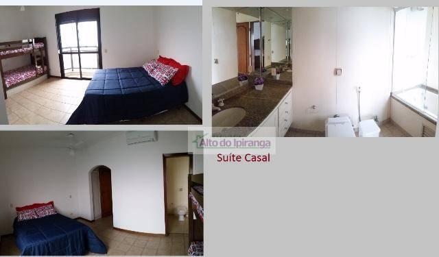 Apartamento de 4 dormitórios à venda em Jardim Astúrias, Guarujá - SP