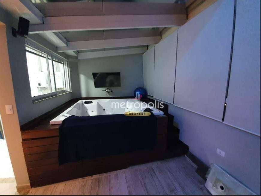Cobertura com 2 dormitórios à venda, 150 m² por R$ 640.000,00 - Santa Maria - São Caetano do Sul/SP