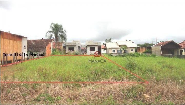 Terreno residencial à venda, Jardim Icarai, Barra Velha.