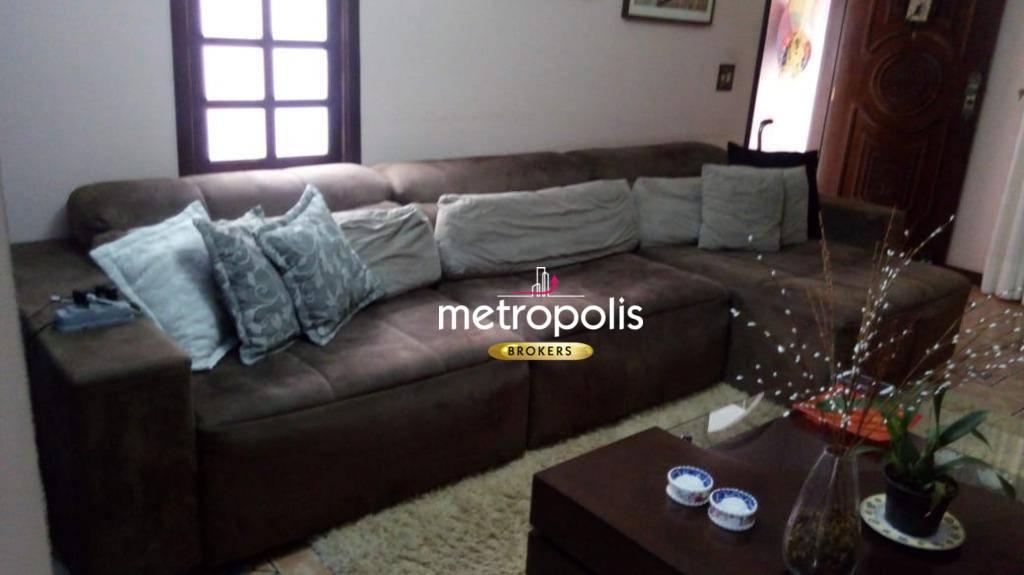 Apartamento com 2 dormitórios à venda, 62 m² por R$ 275.000 - Vila Valparaíso - Santo André/SP