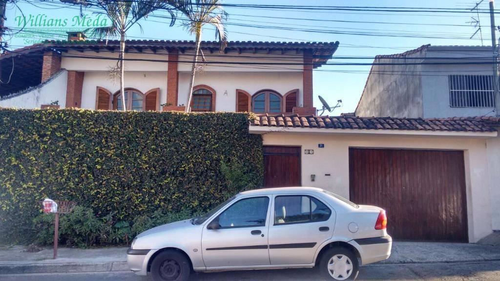 Sobrado  residencial à venda, Vila Rio de Janeiro, Guarulhos.