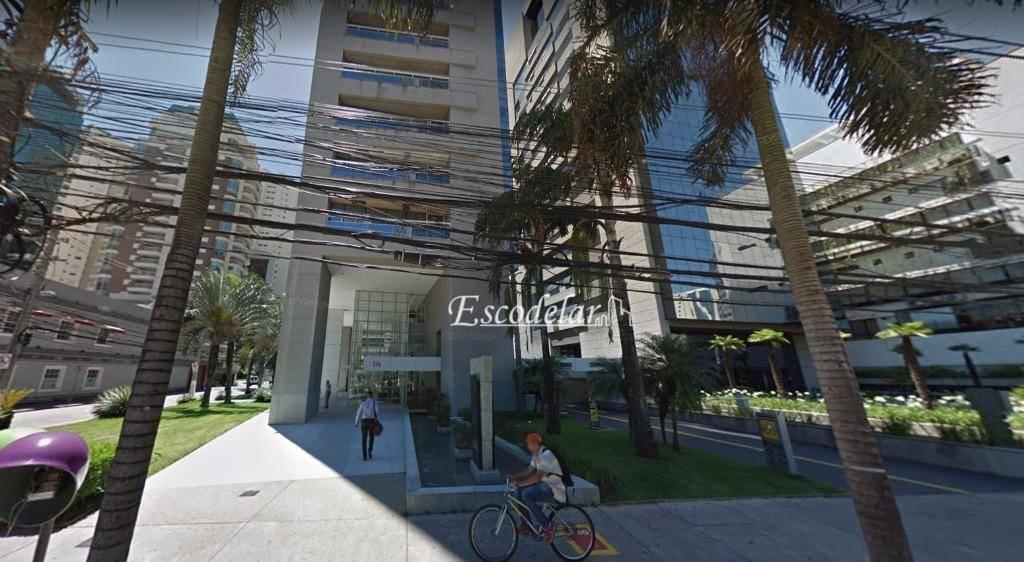 Conjunto comercial para locação, Vila Olímpia, São Paulo - C