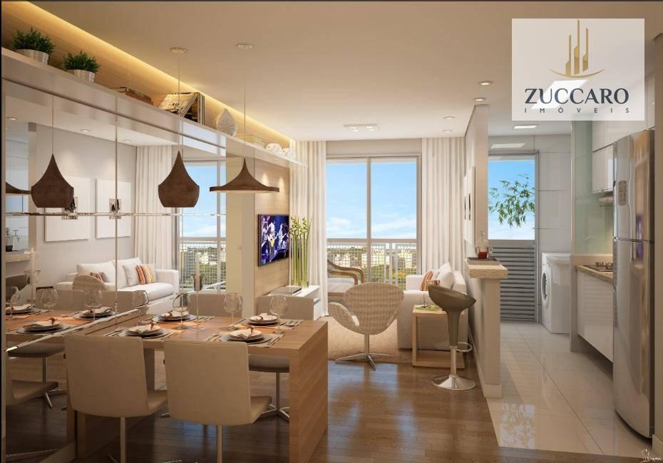 Apartamento de 2 dormitórios à venda em Vila Rio De Janeiro, Guarulhos - SP