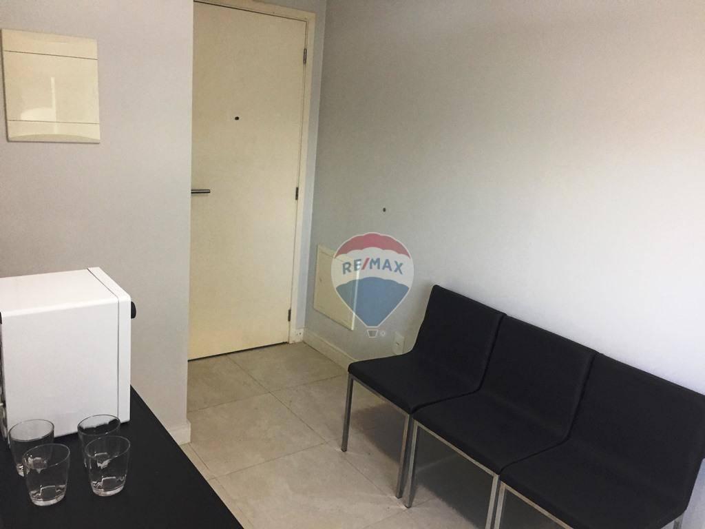 Sala Comercial   para Alugar, 22 m²