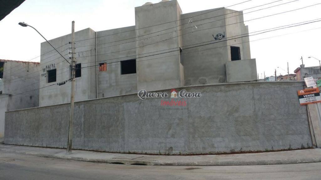 Casa residencial à venda, Jardim São José, Suzano - CA0047.