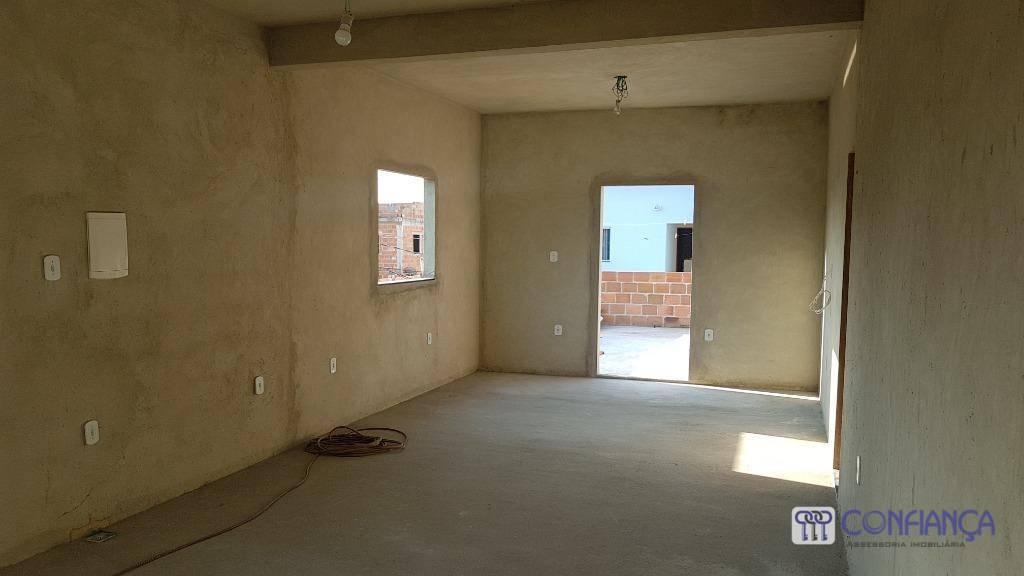 Casa com 2 dormitórios à venda, 90 m² por R$ 130.000 - Campo Grande - Rio de Janeiro/RJ