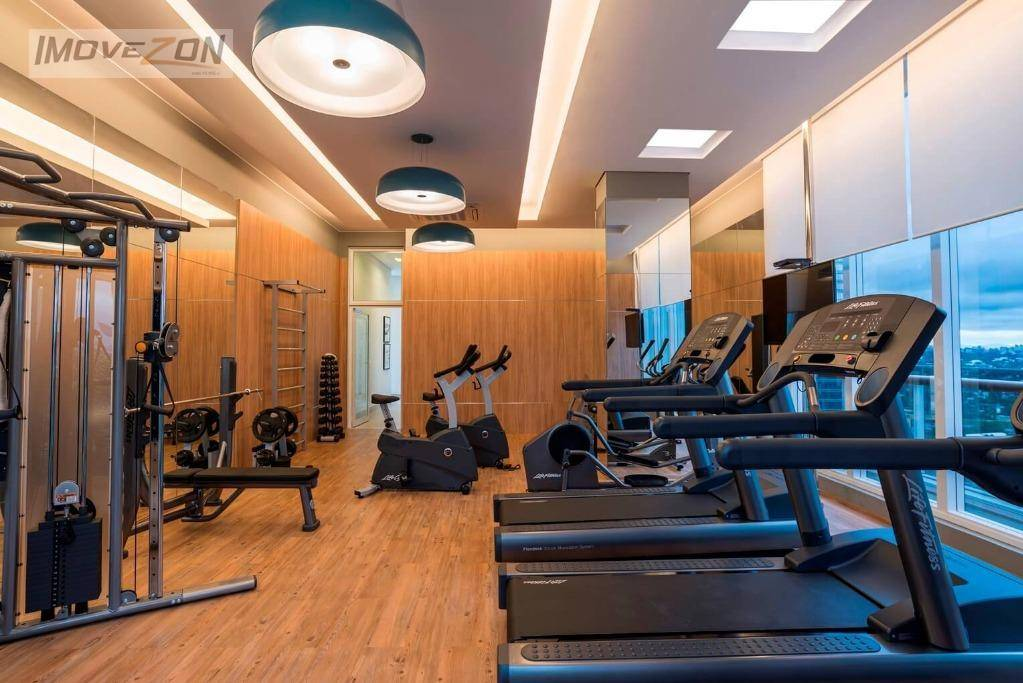 Sala fitness_One Eleven Home By Helbor