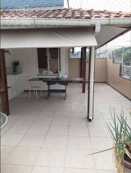 Cobertura residencial para venda e locação, Santa Rosa, Niterói - CO0201.