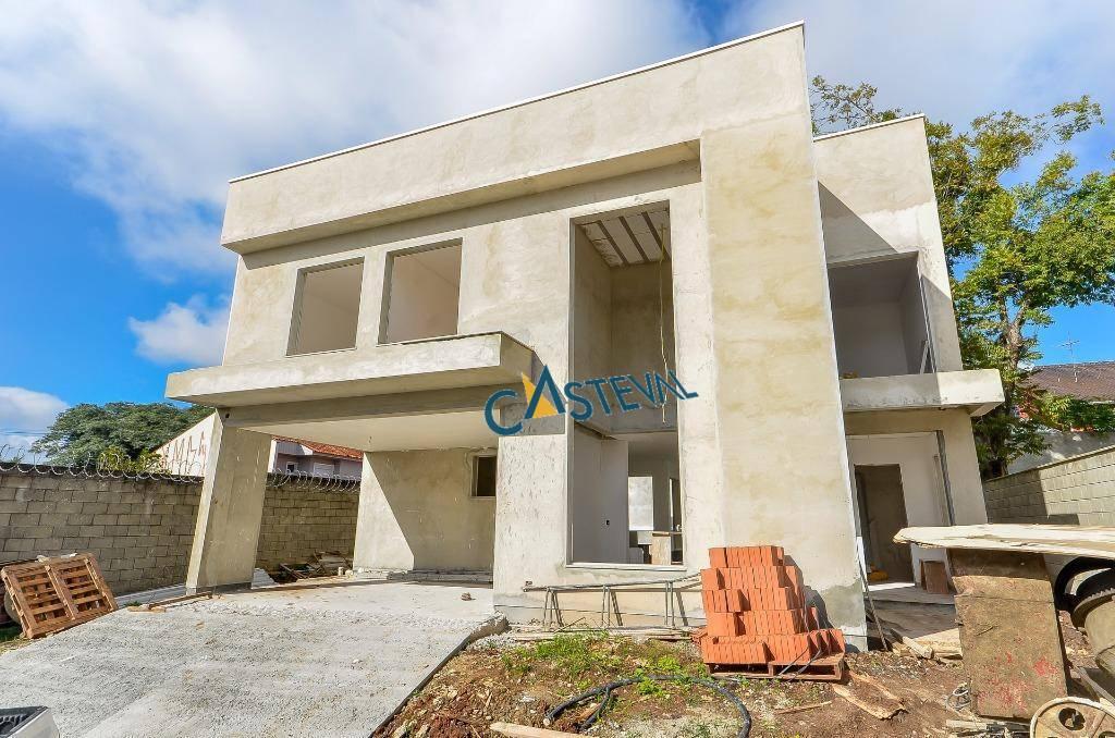 CA0042-CST, Casa de 4 quartos, 221 m² à venda no Santa Felicidade - Curitiba/PR