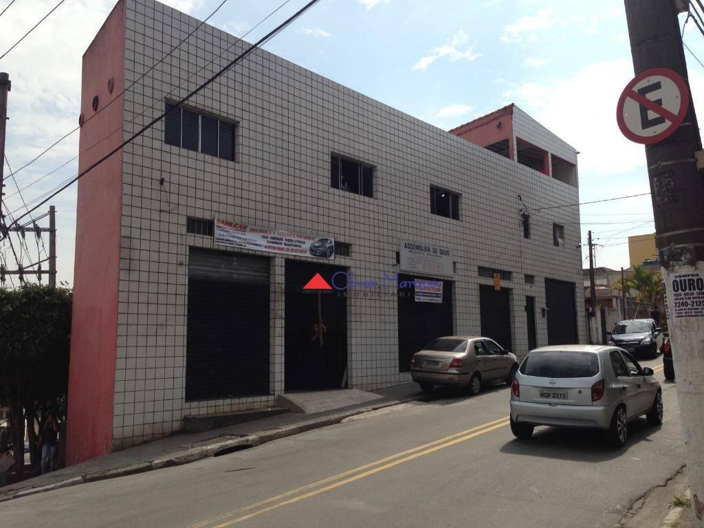 Salão para alugar, 120 m² por R$ 1.700/mês - Novo Osasco - Osasco/SP
