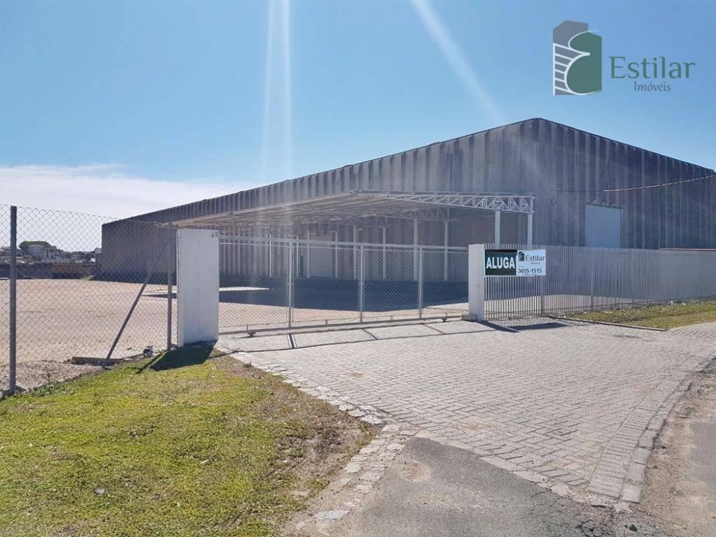 Barracão comercial para locação, Boneca do Iguaçu, São José