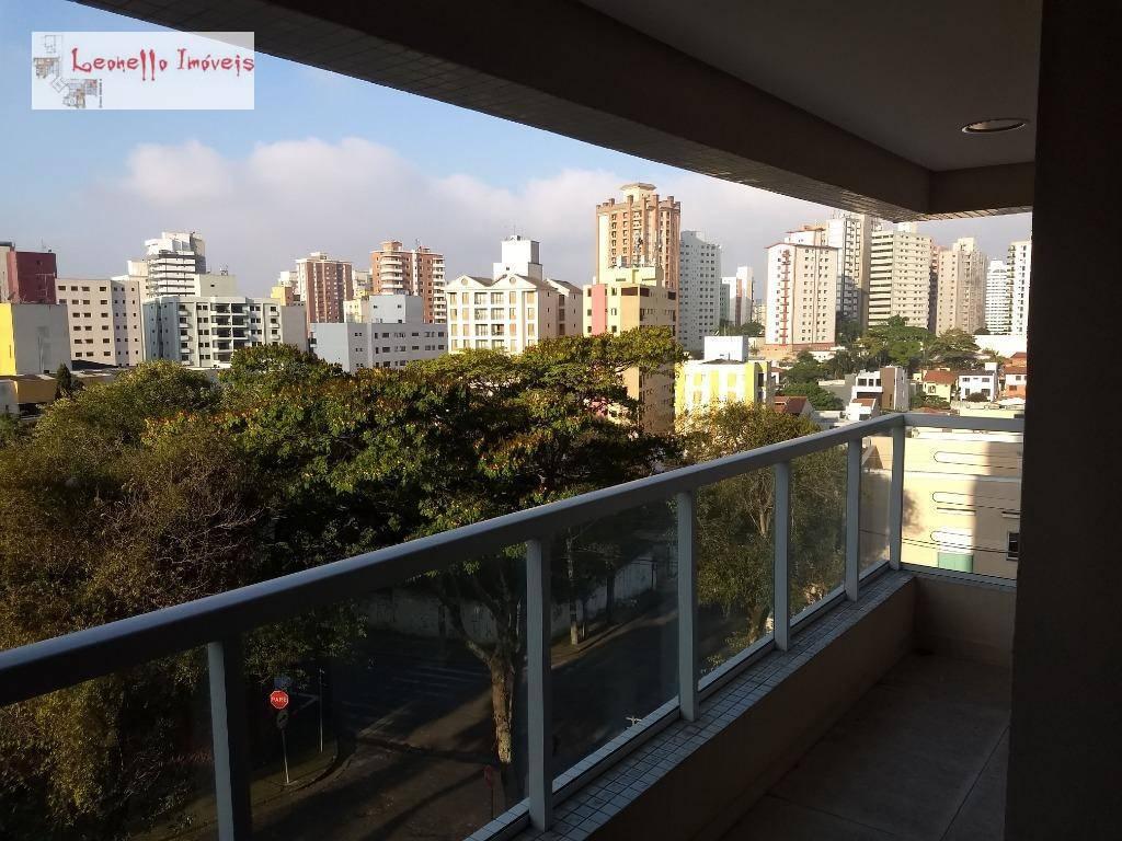 Apartamento com 2 dormitórios à venda, 89 m² por R$ 0 - Vila Bastos - Santo André/SP