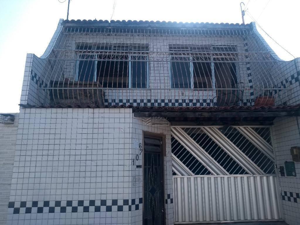 Casa duplex com 4 quartos à venda, 220 m², 3 vagas, financia - Jardim Guanabara - Fortaleza/CE