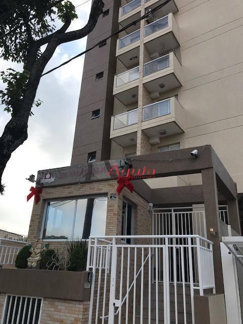 Cobertura com 2 dormitórios à venda, 114 m² por R$ 469.000 - Vila Alpina - Santo André/SP