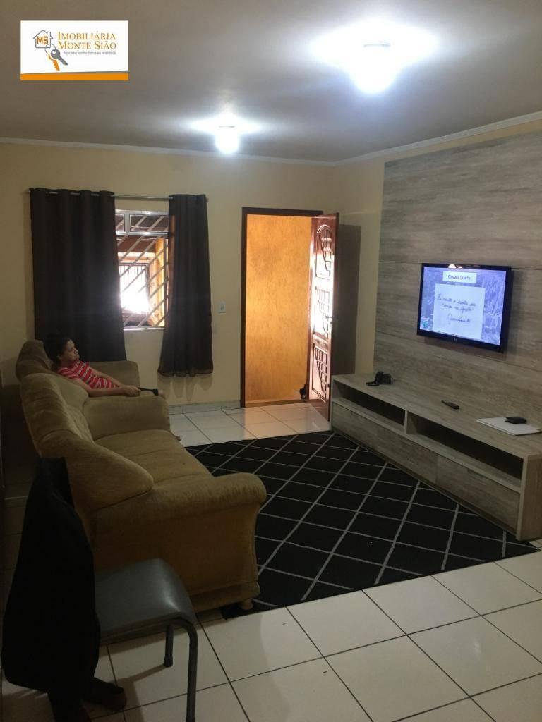 Sobrado com 2 dormitórios, 100 m² - Jardim Santa Emilia - Guarulhos/SP