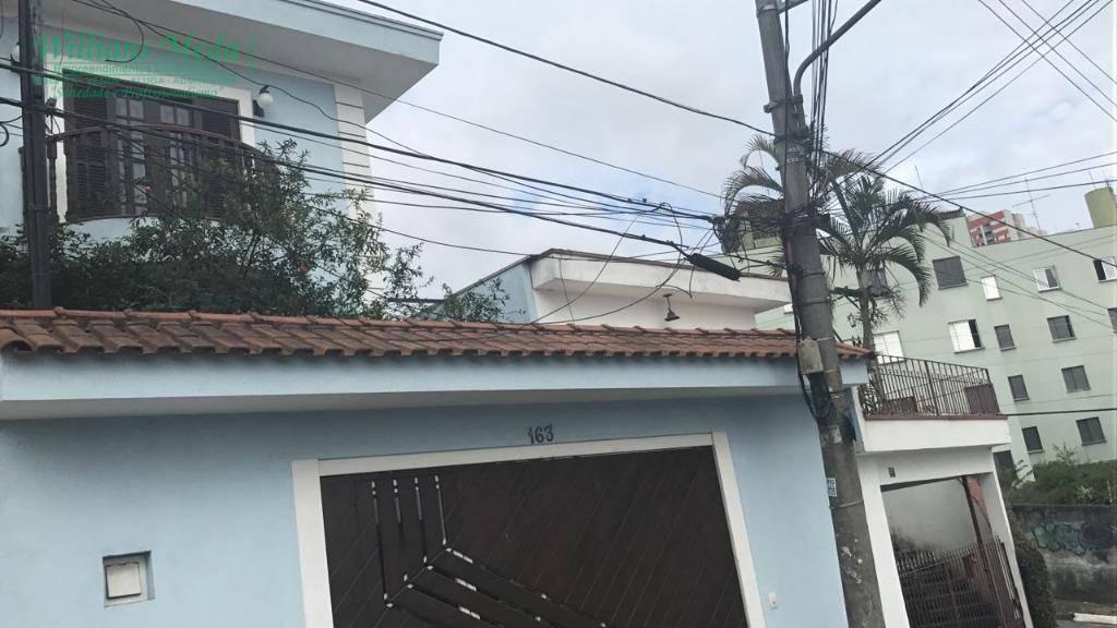 Sobrado à venda, 215 m² por R$ 600.000,00 - Jardim Flor da Montanha - Guarulhos/SP