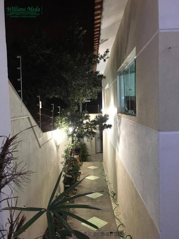 Sobrado residencial à venda, Jardim do Papai, Guarulhos.