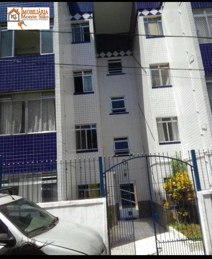 Apartamento com 2 dormitórios à venda, 52 m² por R$ 140.000,00 - Jardim Valéria - Guarulhos/SP