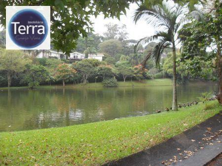 Terreno residencial à venda, Parque Silvino Pereira, Granja Viana.