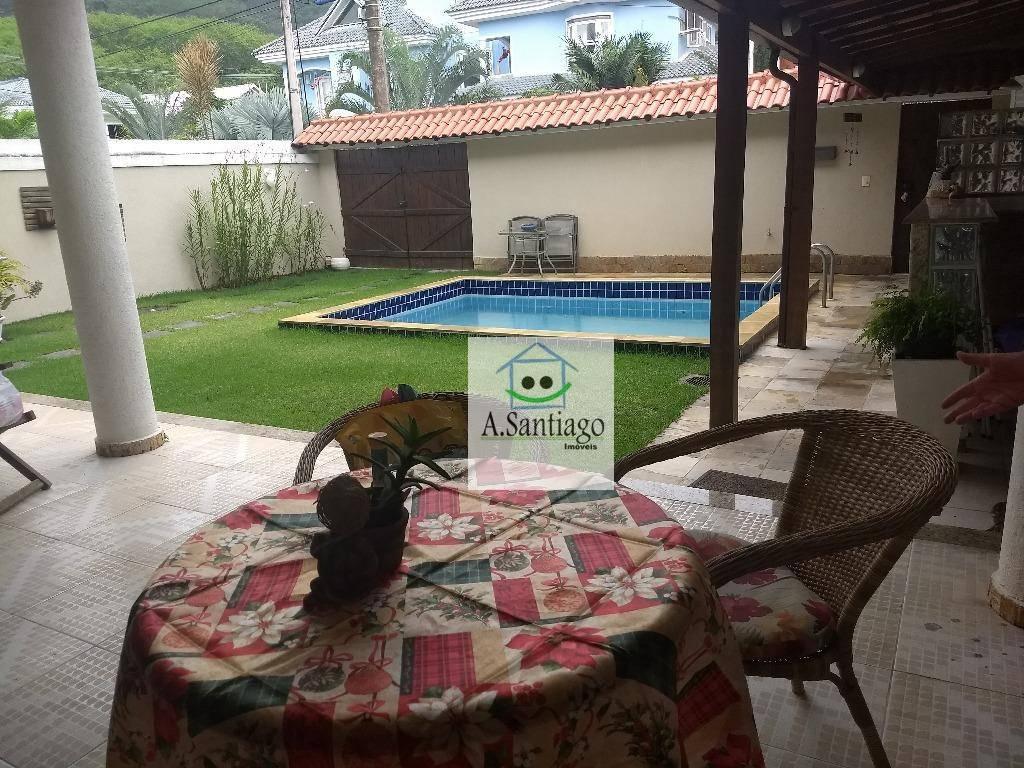Casa para venda e locação, 3 suites, piscina, churrasqueira