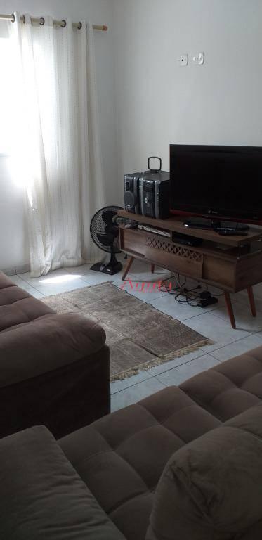 Apartamento com 2 dormitórios à venda, 71 m² por R$ 270.000 - Vila Francisco Matarazzo - Santo André/SP