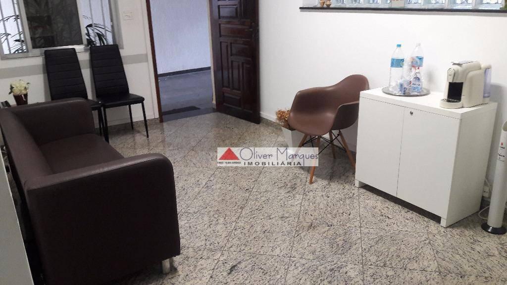 Sala para alugar, 12 m² por R$ 1.100/mês  Rua Nico Branco, 64 - Vila Campesina - Osasco/SP