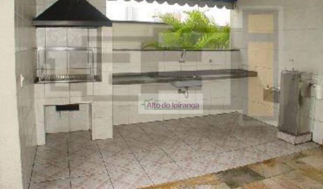 Apartamento de 3 dormitórios à venda em Vila Gumercindo, São Paulo - SP