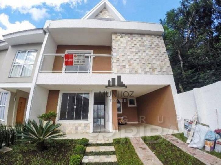 Sobrado residencial à venda em condomínio, Campo Comprido, C