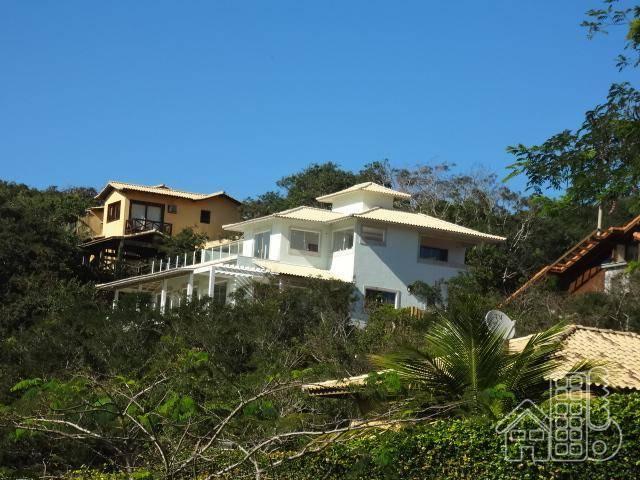 Casa residencial à venda, Marina, Armação dos Búzios.