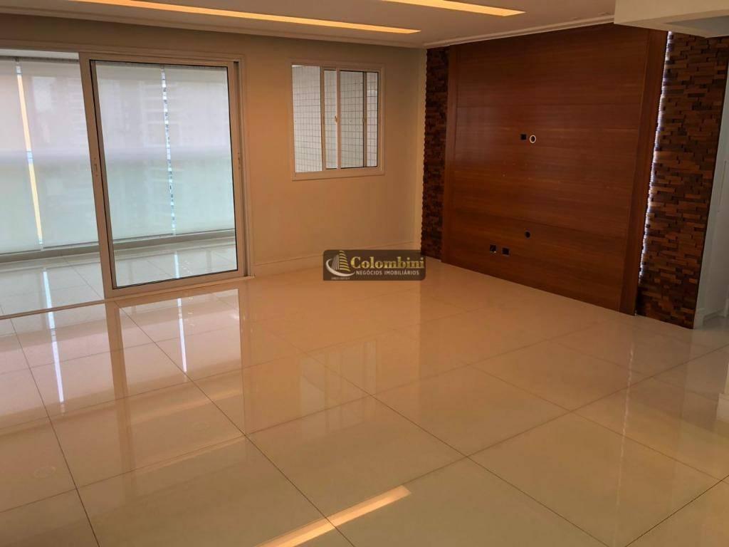 Apartamento com 3 dormitórios à venda, 240 m² - Centro - São Caetano do Sul/SP