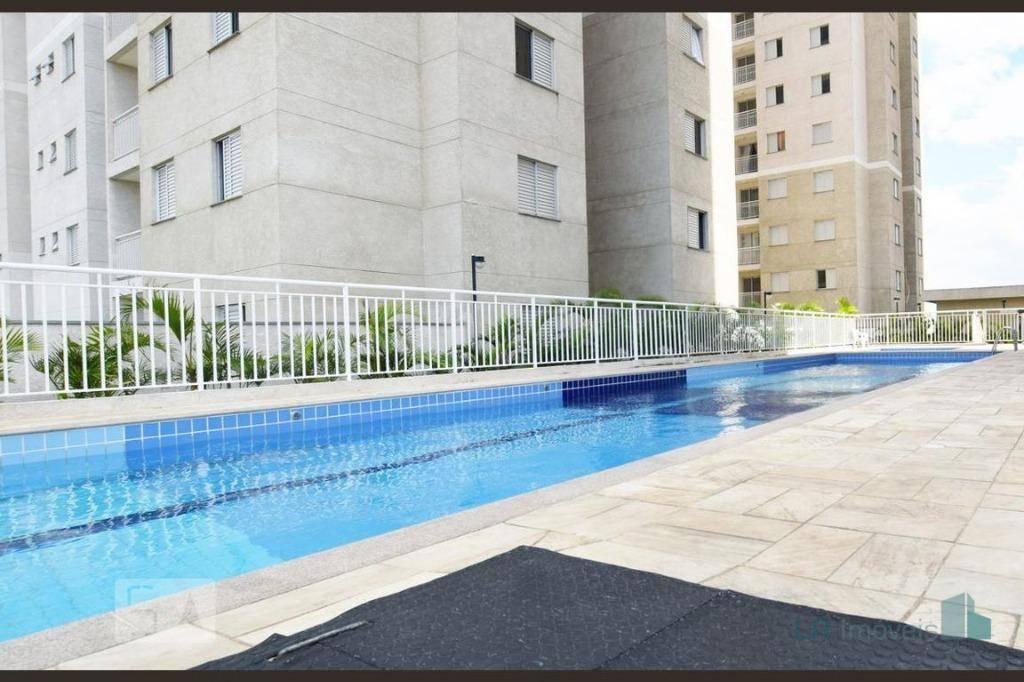 Apartamento à venda, 62 m² por R$ 288.000,00 - Vila Monteiro Lobato - Guarulhos/SP