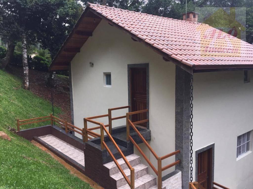 Pousada com 3 dormitórios à venda, 200 m² por R$ 449.000 - Monte Verde - Camanducaia/MG