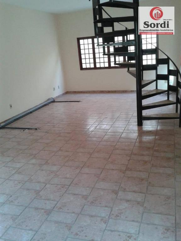 Sobrado com 1 dormitório à venda, 170 m² por R$ 350.000 - Ribeirânia - Ribeirão Preto/SP