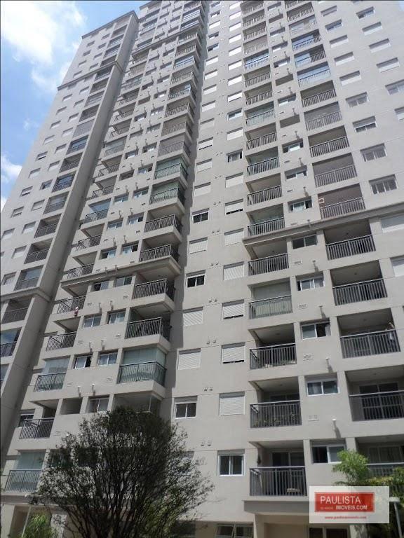Apartamento com 3 dormitórios para alugar por R$ 2.300/mês - Brás - São Paulo/SP