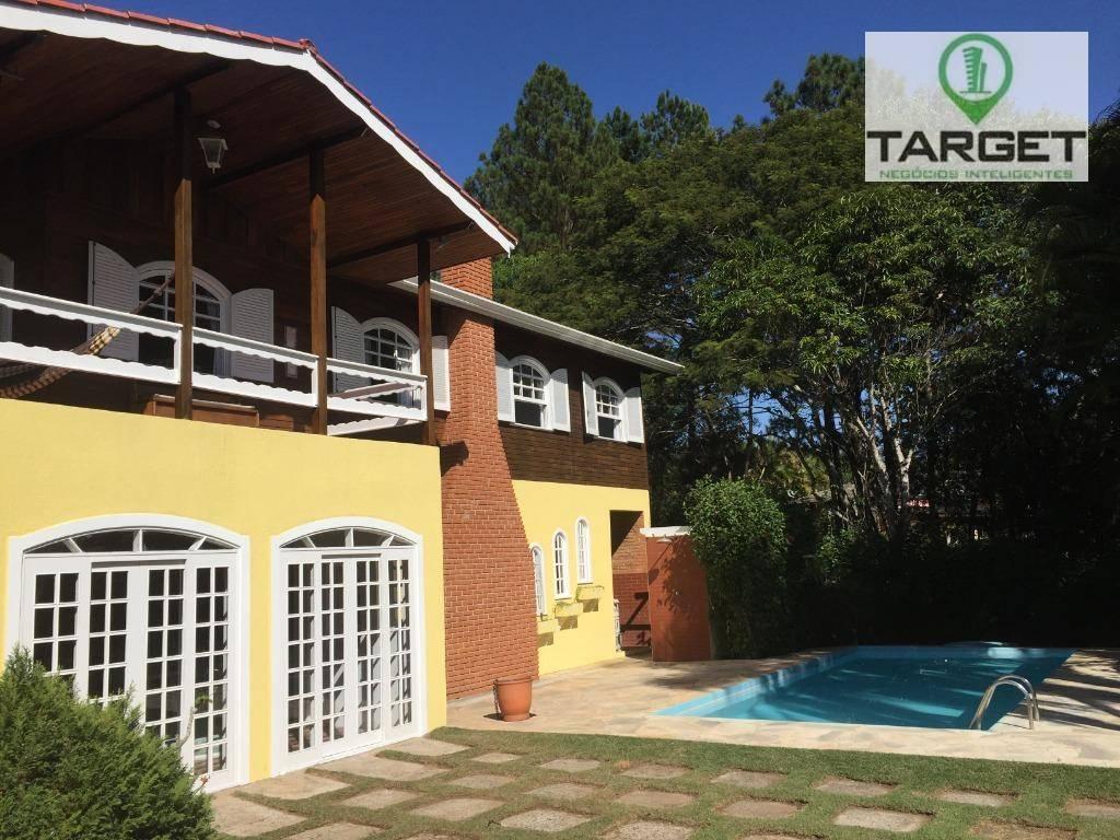 Casa com 4 dormitórios à venda, 221 m² por R$ 700.000,00 - Ressaca - Ibiúna/SP