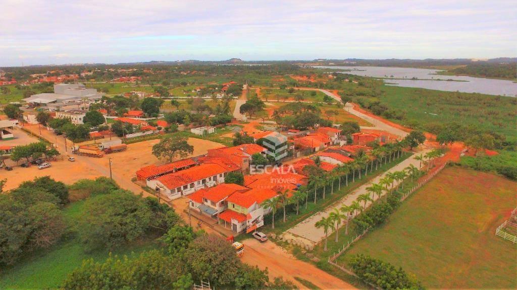 Terreno à venda, 322 m² , condomínio Vilas do Lago, por R$ 128.800 - Lagoa Redonda - Fortaleza/CE