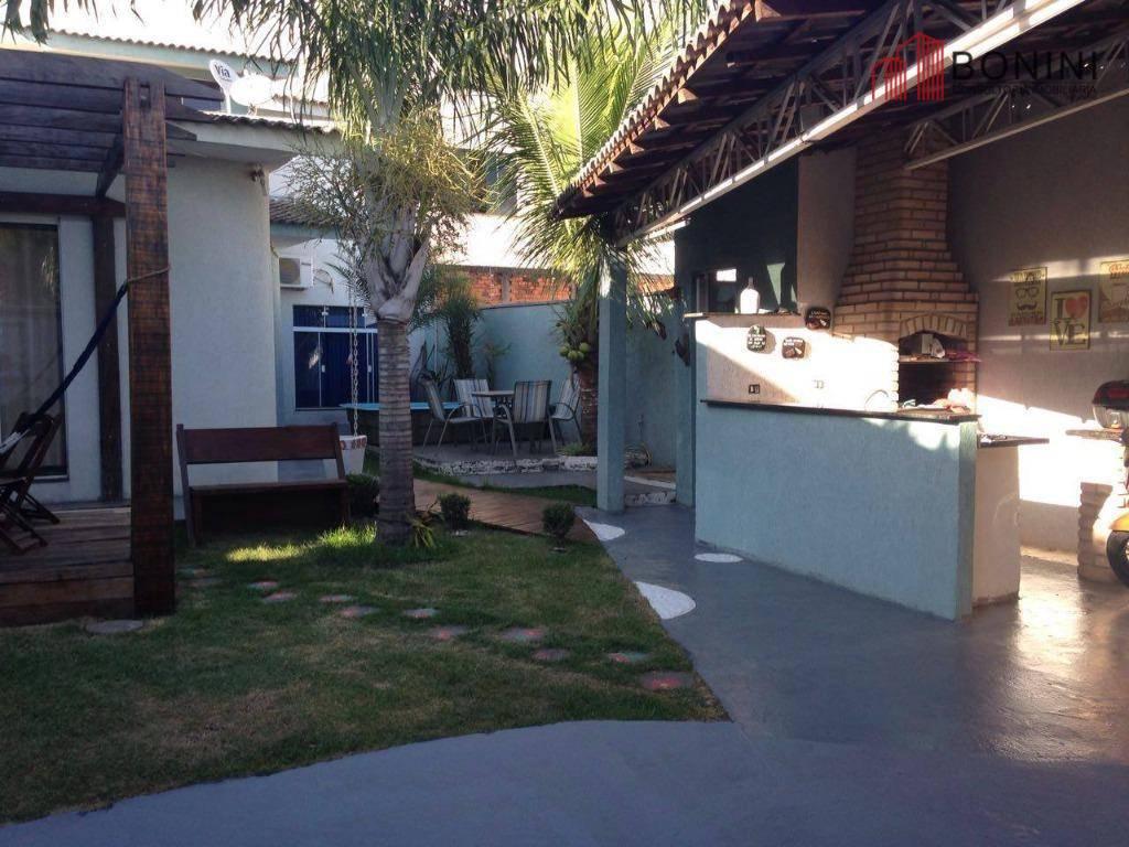 Imóvel: Casa 2 Dorm, Jardim Dona Regina, Santa Barbara D'Oeste (CA0259)