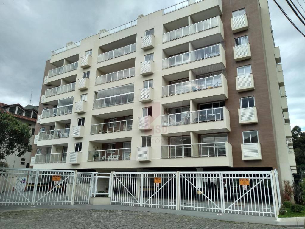 Apartamento à venda em Teresópolis, Alto