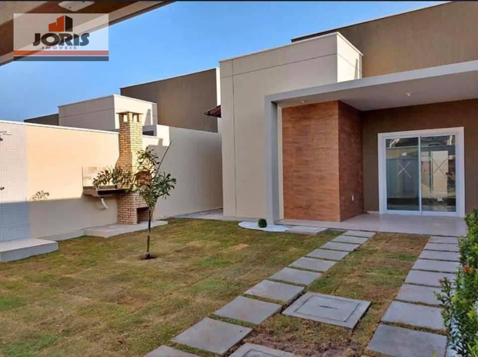 Casas De Luxo Em Messejana - Fortaleza
