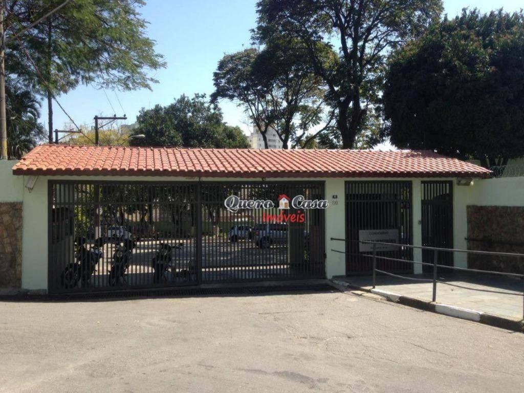 Apartamento residencial para locação, Vila Nossa Senhora de