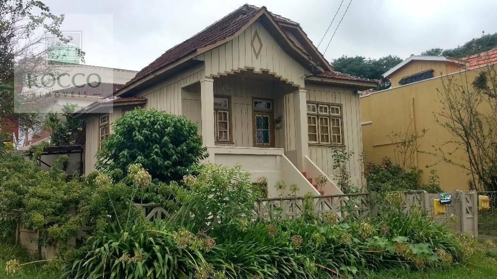 Casa residencial para locação, Ahú, Curitiba.