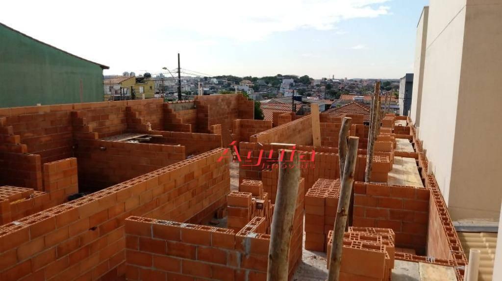 Cobertura residencial à venda, Parque Novo Oratório, Santo André.