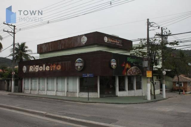 Loja para alugar, 360 m² por R$ 12.000,00/mês - Itaipu - Niterói/RJ